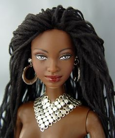 Barbie with dreadlocks | HOW TO SET YOUR APPOINTMENT - Goddess Dreadlock Extensions And More by ...