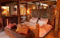 our barn would be perfect for this!