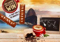 Gewinne mit Twix und etwas Glück eine einwöchige Runreise für Zwei durch Brasilien im Wert von CHF 10'000.- https://www.alle-gewinnspiele.ch/brasilien-reise-gewinnen/