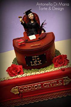 Judge Cake Art  #provestra