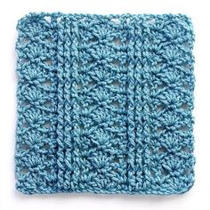 Gourmet Crochet: Variations on a Theme Square #8