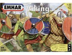 1/35 Emhar Viking Warriors.
