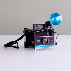 I need a dealer in America please!!!! Polaroid Land Flash I, now featured on Fab.