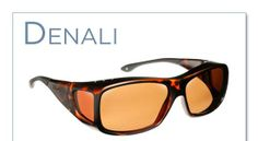 49b193374e Haven Denali in Matt tortoise with amber lenses fits over rectangular and  oval prescription glasses or