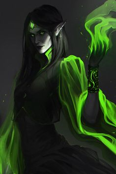 Kai Fine Art is an art website, shows painting and illustration works all over the world. Arte Digital Fantasy, Fantasy Rpg, Dark Fantasy Art, Fantasy Artwork, Fantasy Character Design, Character Design Inspiration, Character Art, Dnd Characters, Fantasy Characters