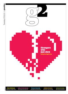 G2 front - cover story on online dating