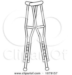 Image result for tattoo crutch