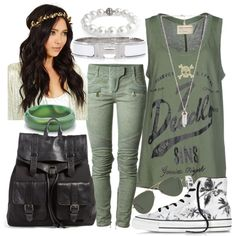 """""""Envy Sinful Ivy"""" by styleonapinch on Polyvore"""