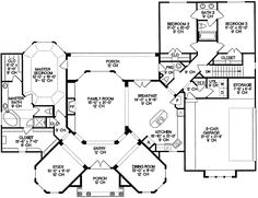Master Suite Floor Plans Wonderful Open Floor Plan Click