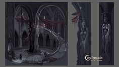 castelvania Castlevania Lord Of Shadow, Lord Of Shadows, Concept Art, How To Draw Hands, Sculpture, Gallery, Drawings, Artwork, Anime