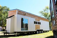 The Everest From Mustard Seed Tiny Homes