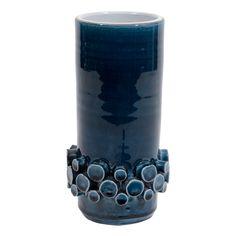 Hans Welling; Glazed Ceramic Vase for Ceramano, 1960s.
