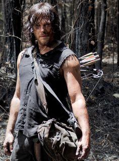 Daryl Dixon in 'The Walking Dead' Season 6 Episode 6 Always Accountable