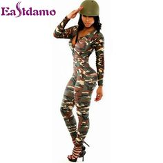 Long Sleeve Rompers Womens Jumpsuit  Army Soldier Catsuit Camouflage Bodycon Jumpsuit Plus Size Jumpsuits And Rompers Bodysuit //Price: $21.80 & FREE Shipping //     #newin    #love #TagsForLikes #TagsForLikesApp #TFLers #tweegram #photooftheday #20likes #amazing #smile #follow4follow #like4like #look #instalike #igers #picoftheday #food #instadaily #instafollow #followme #girl #iphoneonly #instagood #bestoftheday #instacool #instago #all_shots #follow #webstagram #colorful #style #swag…
