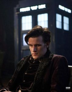 PHOTO: First Look at 'Doctor Who' Christmas Special Prequel