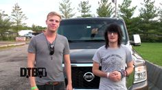 Kingsfoil and SayWeCanFly take you on a tour of their van during the Brave Love Tour!