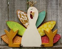 Image result for thanksgiving centerpiece turkey pick