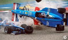Alexander Wurz - Benetton - GP Montreal (1998)