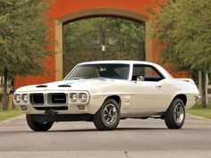 1969 Pontiac Firebird Trans Am. Find parts for this classic beauty at http://restorationpartssource.com/store/