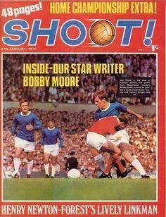 Manchester United v Everton Bobby Moore, Sir Alex Ferguson, Jan 17, Everton Fc, Manchester United, Magazines, Goal, Nostalgia, Soccer