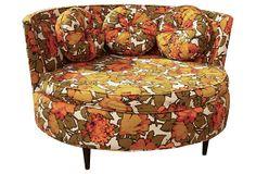 1960s Adrian Pearsall-Style  Chair on OneKingsLane.com