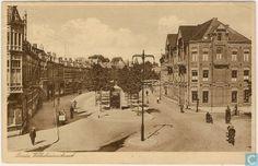 Breda - Wilhelminastraat - 1935.