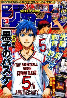 Kuroko no Basket 242 - Read Kuroko no Basket 242 Online - Page 1