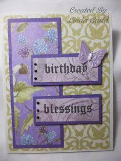 Nothin'+Fancy:+Butterfly+Birthday+Card