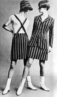 Mary Quant - Robe et Tailleur Mini - Années 60
