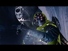 Official Destiny Trailer: The Dark Below with DrCrispy93 - YouTube