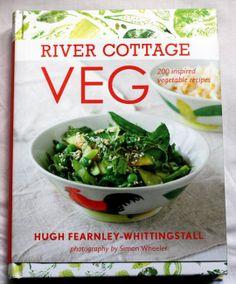 River Cottage Veg by Hugh Fearnley-Whittingstall.