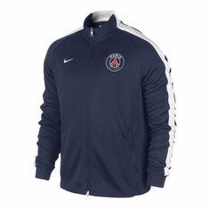 Nike Paris Saint Germain Auth N98 Track Jacket Football Gear, Nike Men,  Suits, 392b6ab6b825