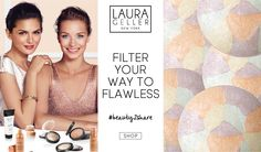 At Laura Geller Beauty, get gorgeous without the guesswork using high-performance, easy to apply makeup. Laura Geller, How To Apply Makeup, Makeup Cosmetics, Beauty Products, Blush, Eyeshadow, Fashion, Moda, Eye Shadow
