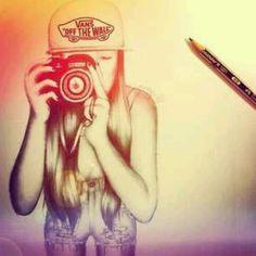 ♥♥♥ amazing drawing by Kristina Webb