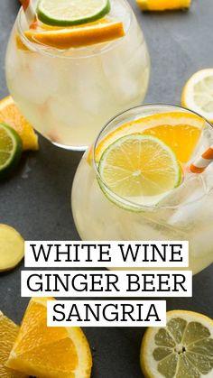 Alcohol Drink Recipes, Sangria Recipes, Cocktail Recipes, Easy Mocktail Recipes, Frozen Drink Recipes, Summer Drink Recipes, Margarita Recipes, Tea Recipes, Dinner Recipes