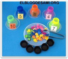 Objetivo(s):  Afianzar elconocimiento de los números del 1 al 10. … Leer más