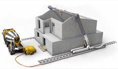 #3D printen in de bouw, heeft dat toekomst of niet?