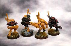 Tau XV-15 Stealth Team