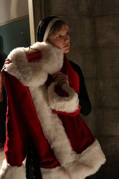 """Best TV Characters That Arrived In 2012: Sister Mary Eunice, """"American Horror Story: ×  Sister Mary Eunice has evolved from a meek and mild sidekick to a woman possessed (literally), and Lily Rabe's chillingly unhinged performance has been one of the greatest parts of the new """"AHS."""" Now Sister Mary Eunice is the one administering the punishments instead of bending over, and we like the change."""