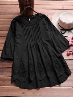 Newchic - Fashion Chic Clothes Online, Discover The Latest Fashion Trends Mobile Girls Dresses Sewing, Stylish Dresses For Girls, Stylish Dress Designs, Casual Dresses, Stylish Dress Book, Simple Pakistani Dresses, Pakistani Fashion Casual, Pakistani Dress Design, Kurta Designs Women