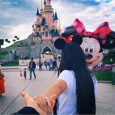 こんなの憧れる  #couple #Disney #luv by _14_km_