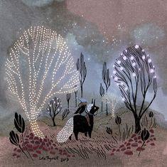 Ulla Thynell illustration 2017.
