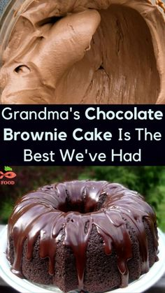 Cookie Desserts, Just Desserts, Delicious Desserts, Yummy Food, Cake Mix Recipes, Baking Recipes, Dessert Recipes, Dinner Recipes, Chocolate Brownie Cake