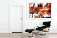 wall Prints Hallway - Extra Large Wall Art Palette Knife Artwork Original Painting,Painting on Canvas Modern Wall Decor Contemporary Art, Abstract Painting Large Abstract Wall Art, Large Artwork, Extra Large Wall Art, Large Painting, Texture Painting, Abstract Paintings, Canvas Paintings, Portrait Paintings, Abstract Canvas