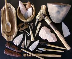 Image result for stone age survival kit