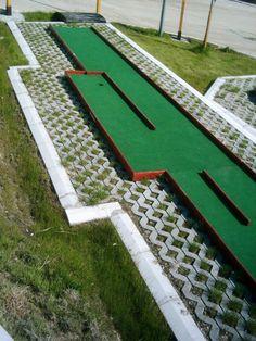 255 best Mini golf images on Pinterest | Miniature golf, Putt putt Minture Golf Course Ideas Html on