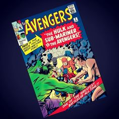Should I read one more #Avengers comic book before bed? Probably not. I have an early day tomorrow. Am I going to anyway? Hell yes! #comicbook #comicbooks #Marvel #MarvelComics #Hulk #IncredibleHulk #submariner #ironman #antman #wasp #thor #giantman #marvelmasterworks #comixology