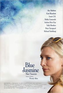 Blue Jasmine: What more can I say? Another brilliant turnout by Woody Allen. The entire cast was awesome!