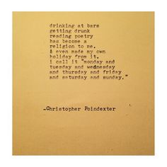 The Blooming of Madness poem #217 written by Christopher Poindexter