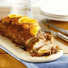 Heavenly Harvest Pork Roast
